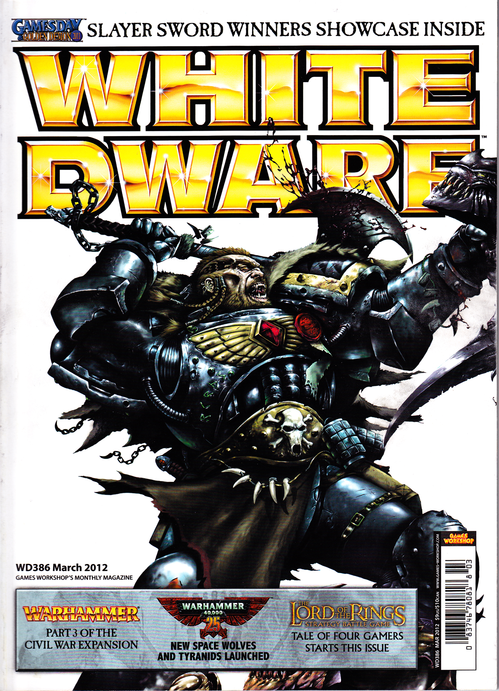 White Dwarf Magazine Subscription (page 3) - Pics about space