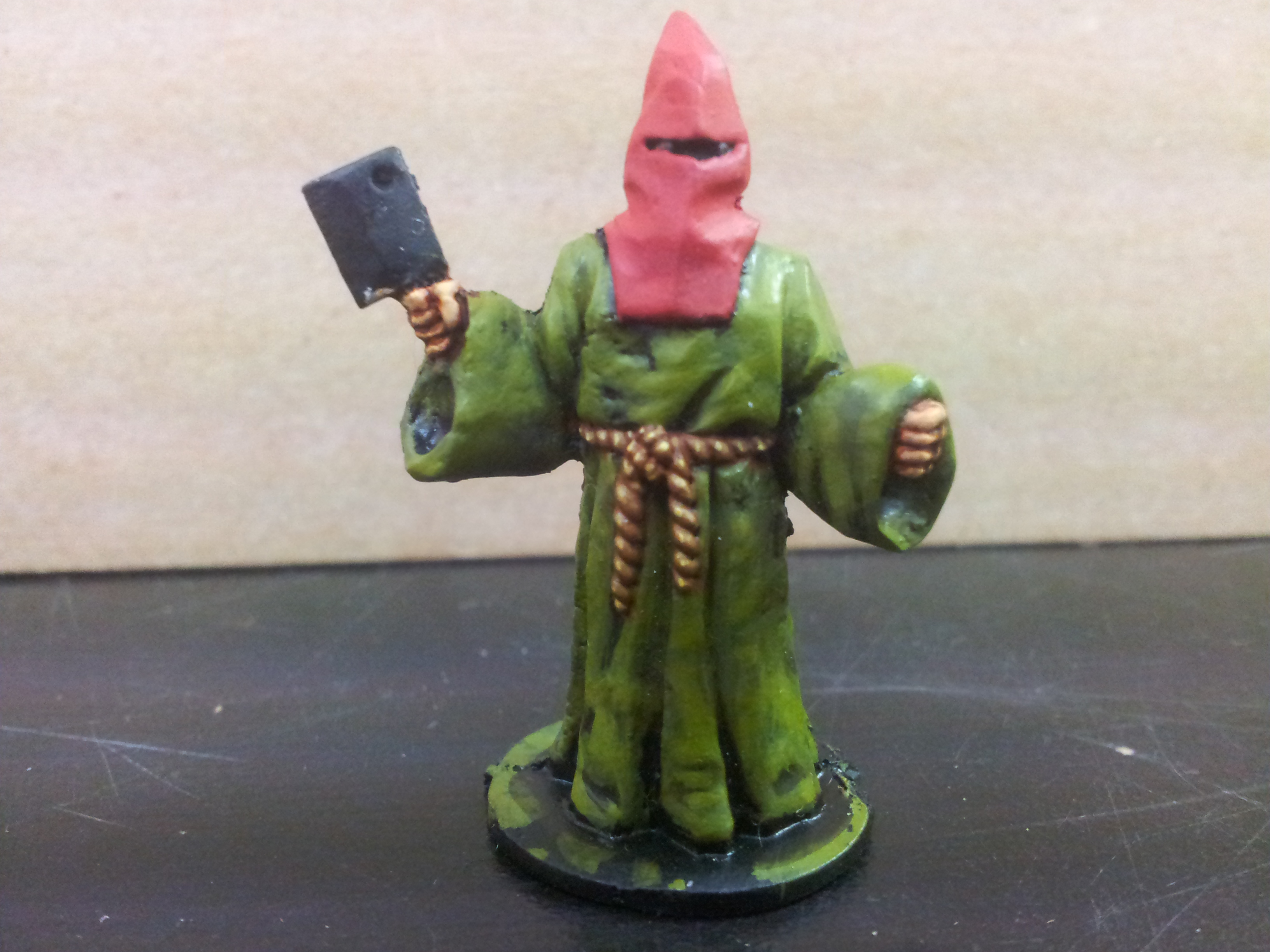 "The ""Clever Cleaver"" Cultist"