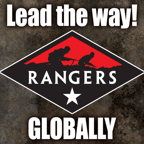 Rangers Lead the Way GLOBALLY